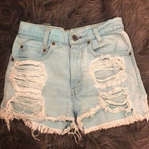 Vintage Remade Levi's!